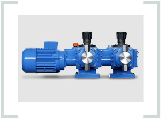 API 675 Metering & Process Pumps