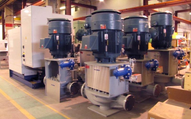 ANSI & Heavy Duty Process - Westpower Pumps Calgary Alberta