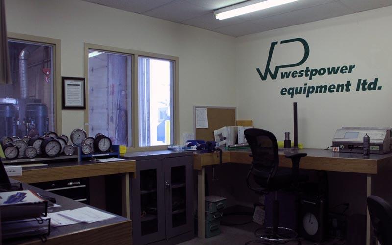 Westpower Calgary Alberta Facility