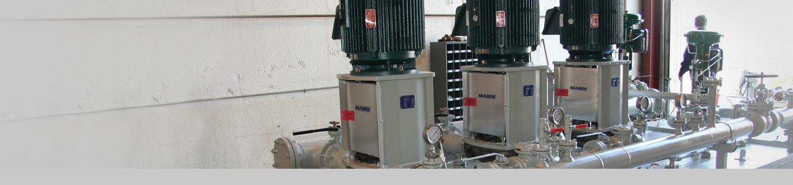 Westpower Home Slider Engineered Pumps